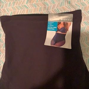 Slimshaper by Miracle Brands Intimates & Sleepwear - Slimshaper Miracle brands hi waist thigh slimmer
